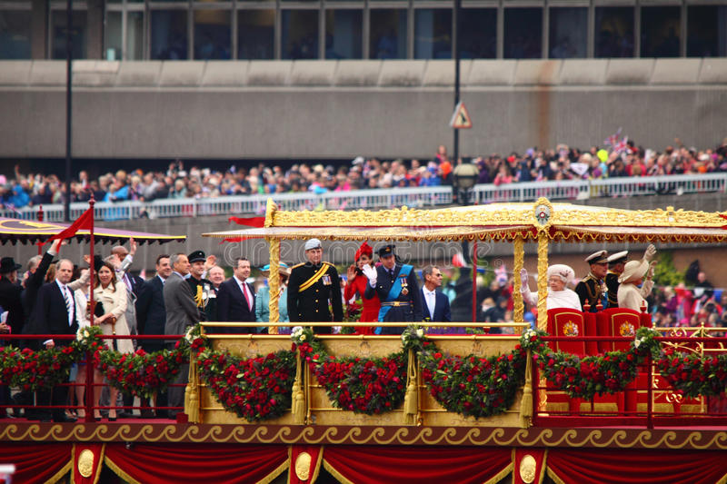 Download The Queen's Diamond Jubilee Editorial Photo - Image: 25111146