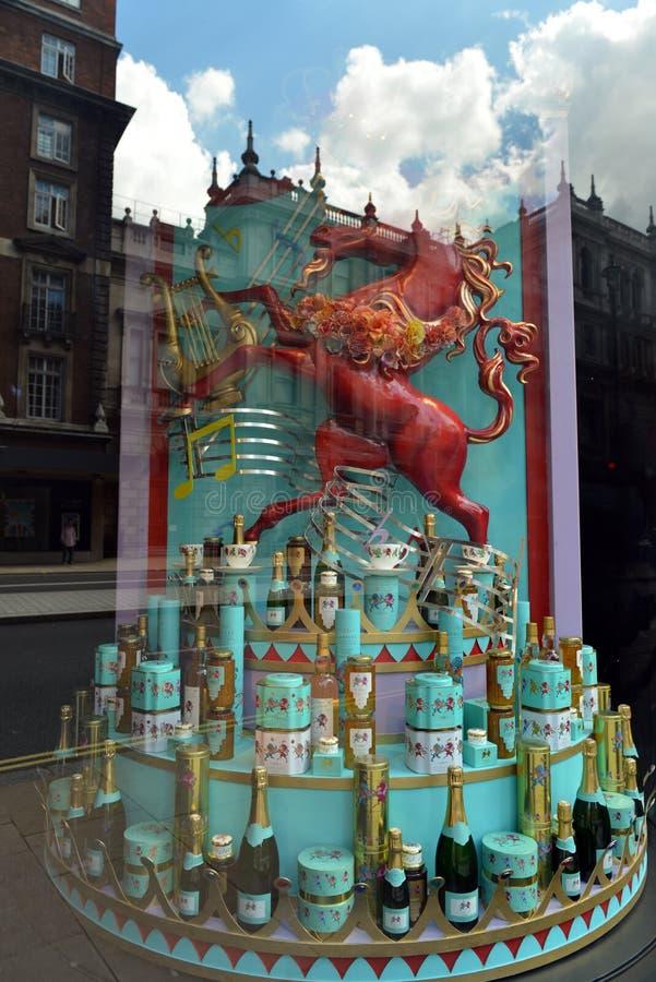 Download Queen's Diamond Jubilee Shop Window In London Editorial Stock Photo - Image: 26567318