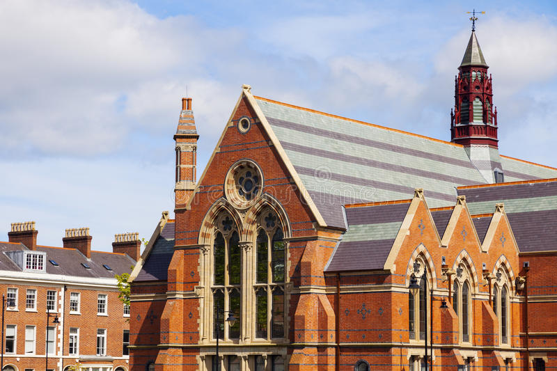 Queen's University of Belfast royalty free stock images