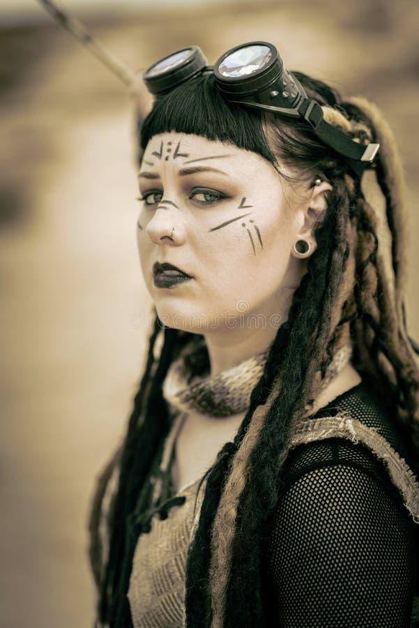 Queens de la apocalipsis; La tribu imagen de archivo libre de regalías