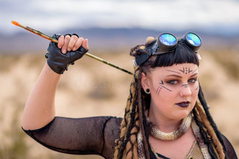 Queens der Apocalypse lizenzfreies stockbild