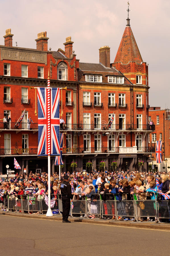 Download Queens Diamond Jubilee Great Parade Editorial Stock Image - Image: 25852689