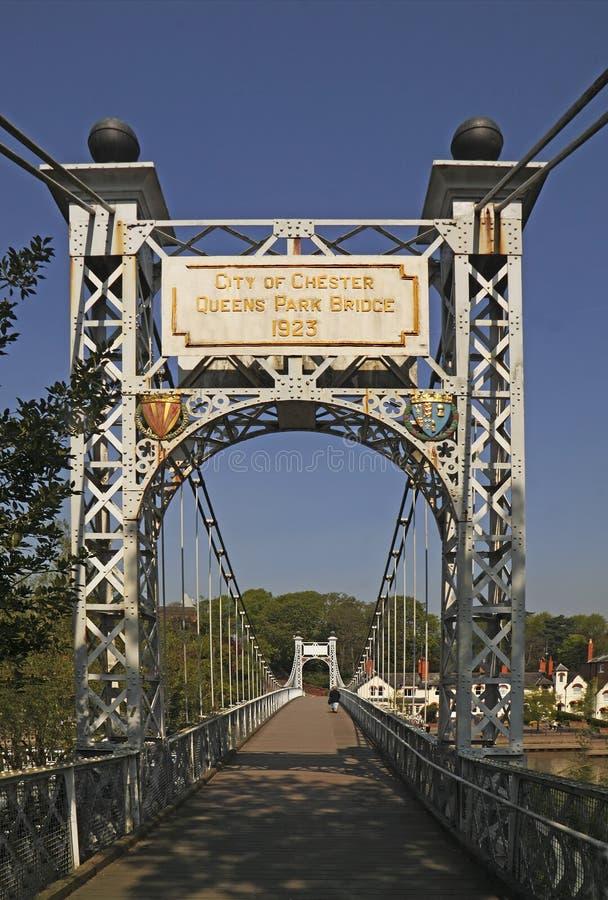 Download Queens Park Bridge stock image. Image of three, twenty - 34035673