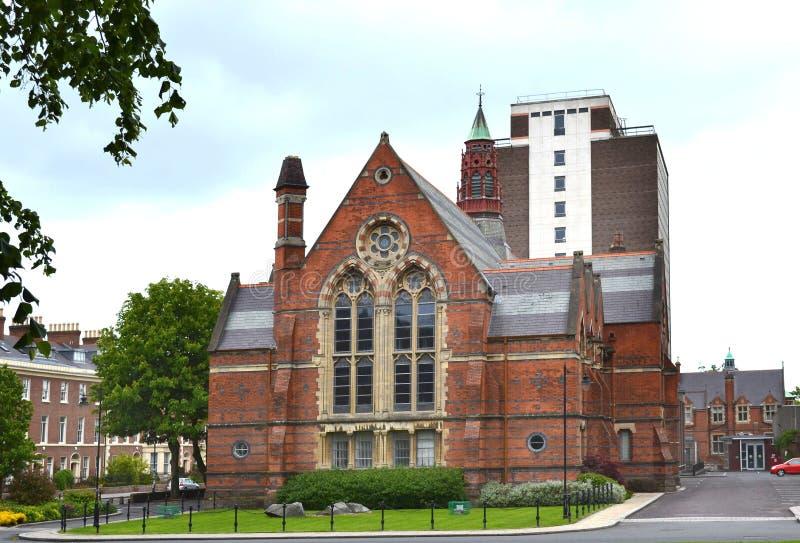 Queens uniwersytet, Belfast obrazy stock