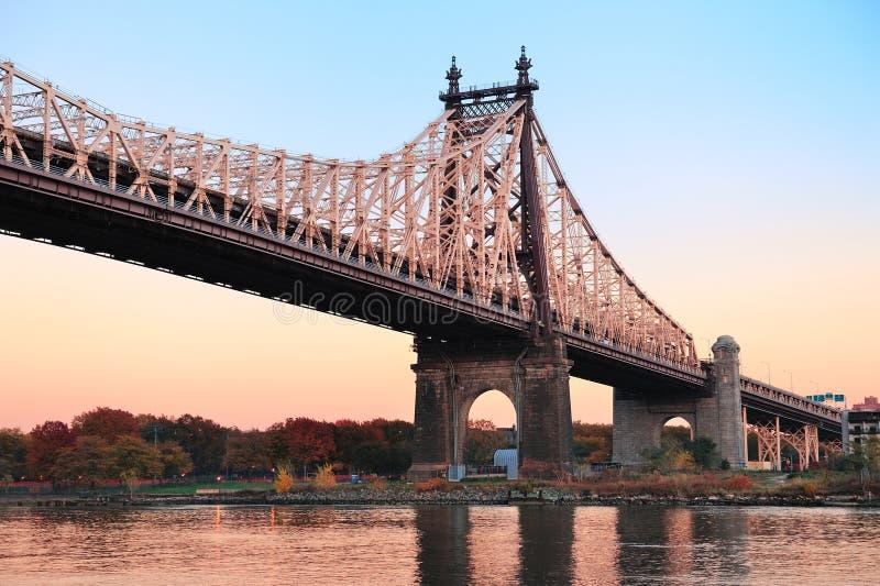 Download Queensboro Bridge Stock Photography - Image: 22976722