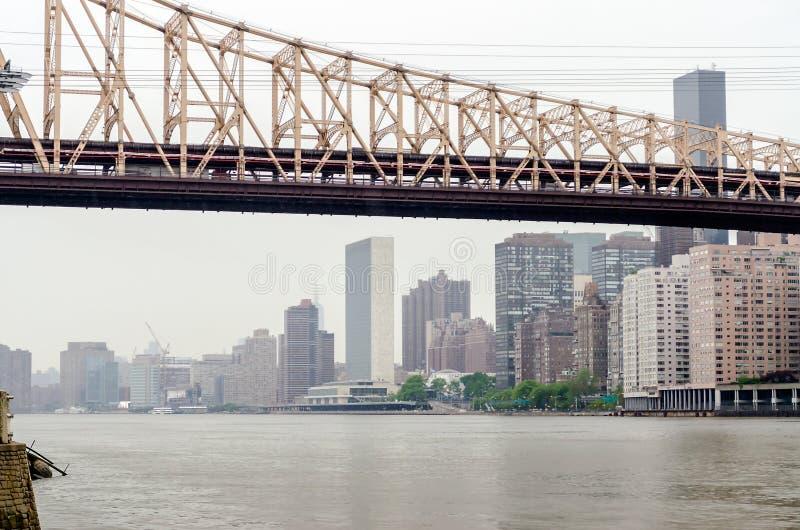 Queensboro Bridge and UN
