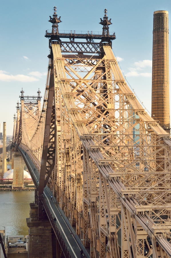 Queensboro Most fotografia royalty free
