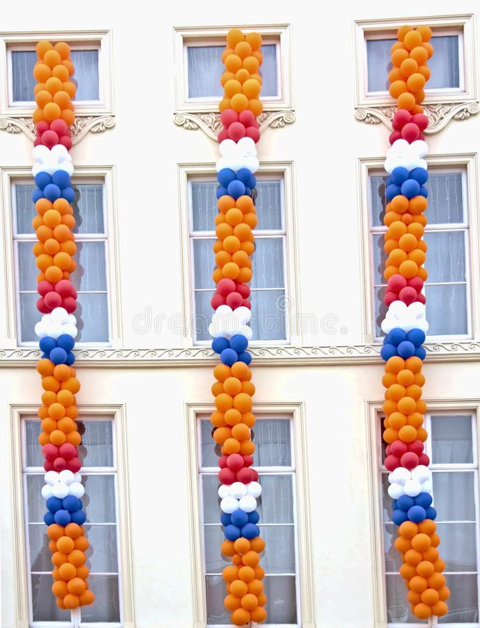 Free Queensday Decoration Royalty Free Stock Photo - 14107955