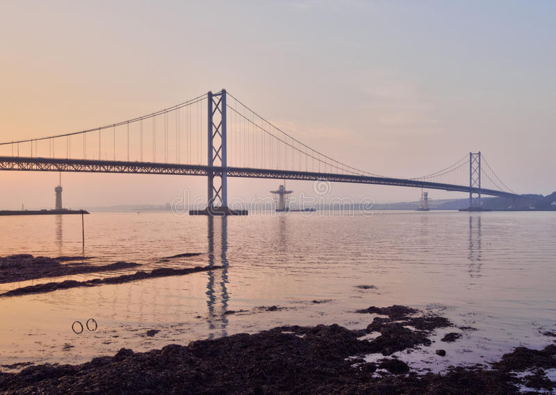 Queensferry 图库摄影
