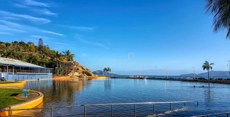 Queensland Australia Townsville foreshore obrazy royalty free