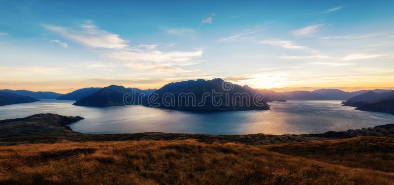 Queenstown New Zealand. Taken in 2015 taken in HDR royalty free stock photos