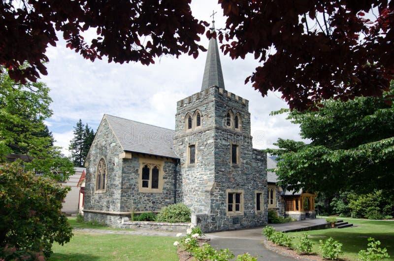 Queenstown Nueva Zelanda imagen de archivo libre de regalías