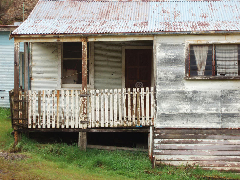Queenstown Tasmânia imagens de stock royalty free