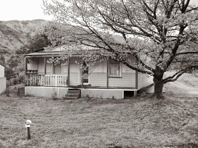 Queenstown Tasmânia fotos de stock royalty free