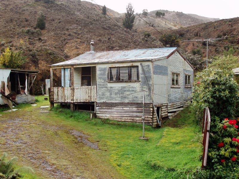 Queenstown Tasmanie image libre de droits