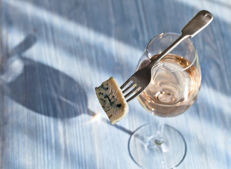 Queijo e vinho doce fotos de stock royalty free