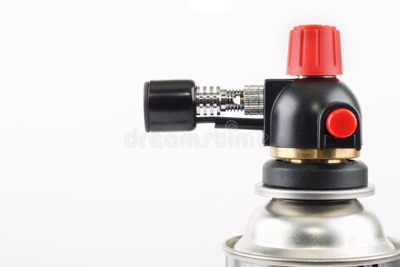 Queimador de gás fotografia de stock royalty free