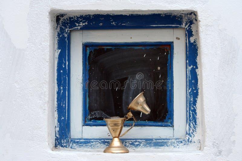Queimador de incenso fotografia de stock royalty free