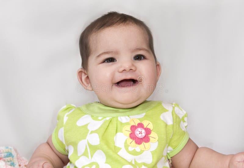 Quel sourire ! ! ! photographie stock