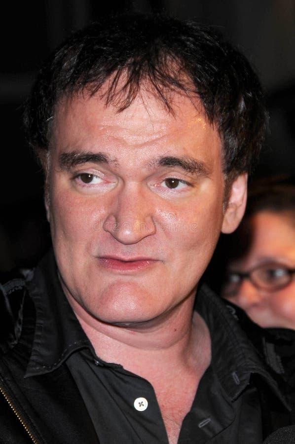 Quentin Tarantino zdjęcie royalty free