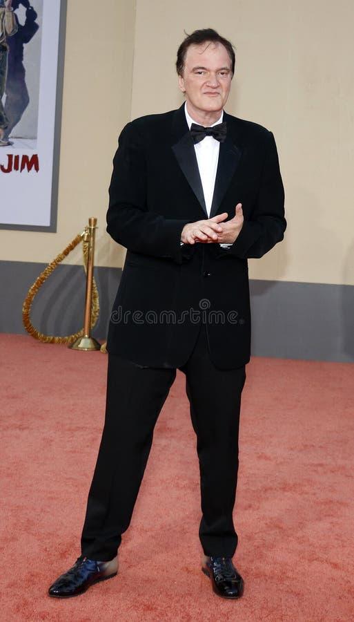 Quentin Tarantino arkivfoton