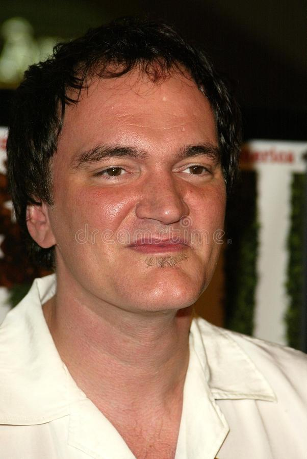 Quentin Tarantino. At the premiere of 'Daltry Calhoun'. Mann Chinese 6 Theatre, Hollywood, CA 09-20-05 stock photos