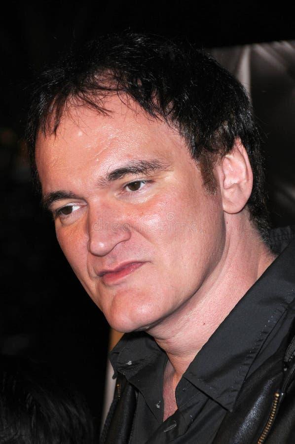 Quentin Tarantino, quattro stagioni, Kirk Douglas fotografie stock libere da diritti