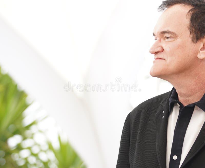 Quentin Tarantino uczęszcza photocall zdjęcie stock