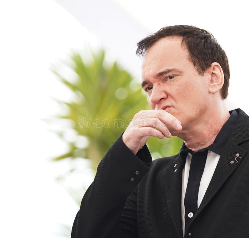 Quentin Tarantino uczęszcza photocall zdjęcia stock