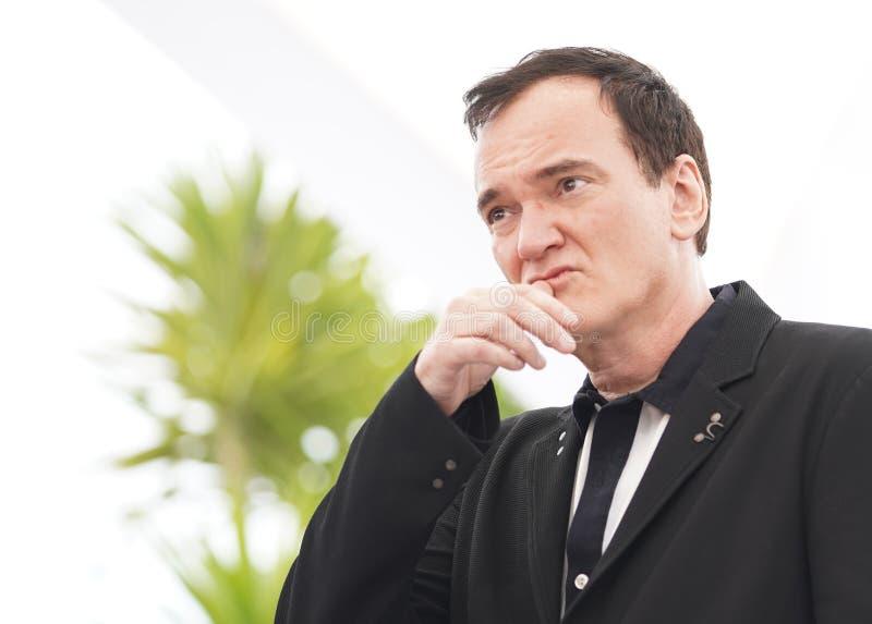 Quentin Tarantino uczęszcza photocall obrazy stock