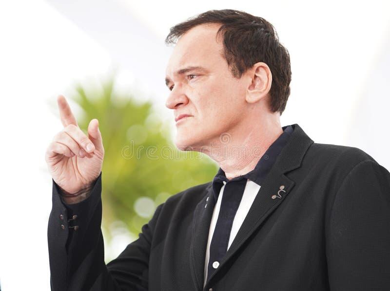 Quentin Tarantino uczęszcza photocall zdjęcie royalty free