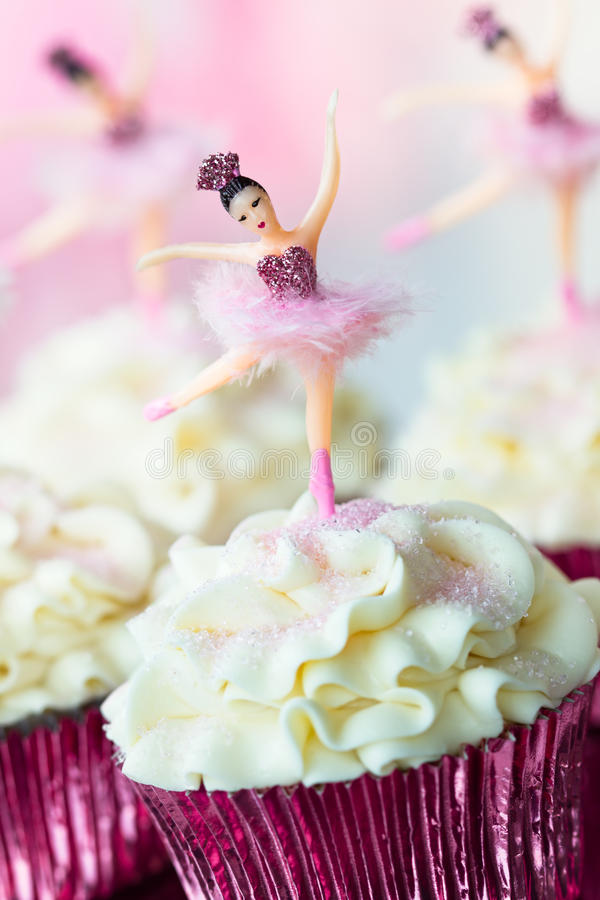 Queques da bailarina fotografia de stock royalty free