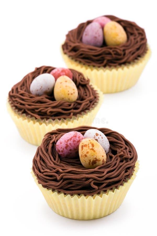 Queques de Easter foto de stock