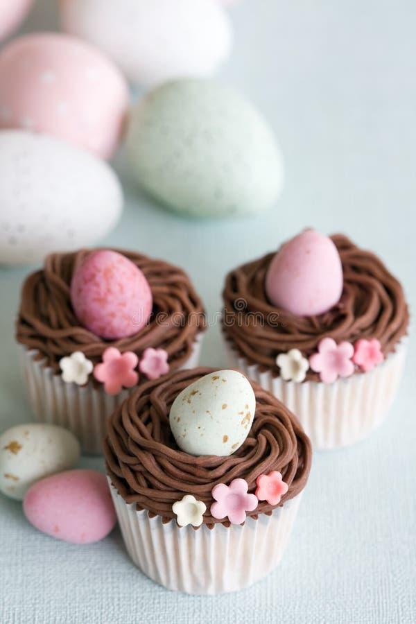 Queques de Easter fotografia de stock