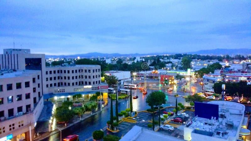 Querétaro-Stadt stockfotografie