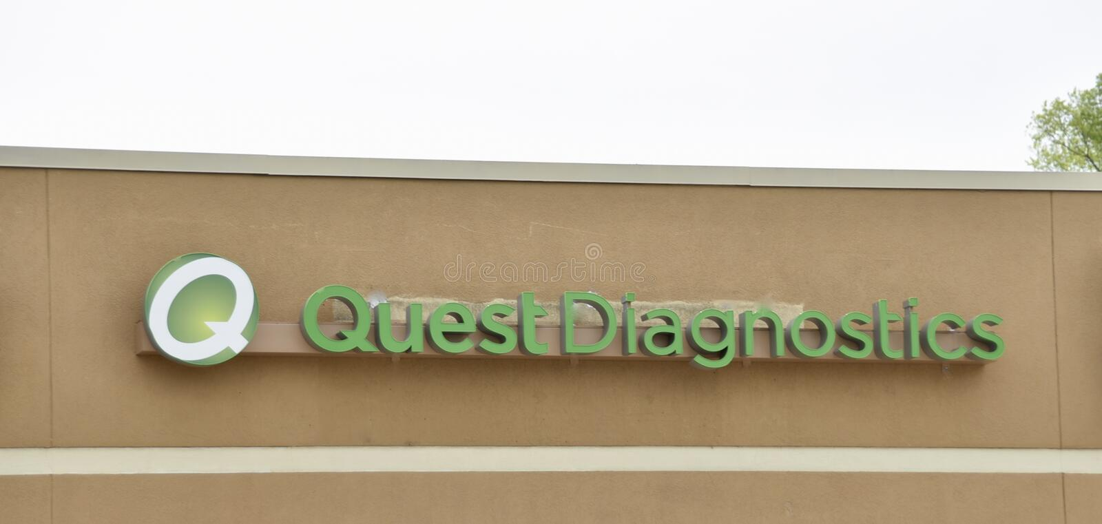 Quest Diagnostics, Memphis, TN. Quest Diagnostics empowers people to take action to improve health outcomes. Derived from the world`s largest database of stock image