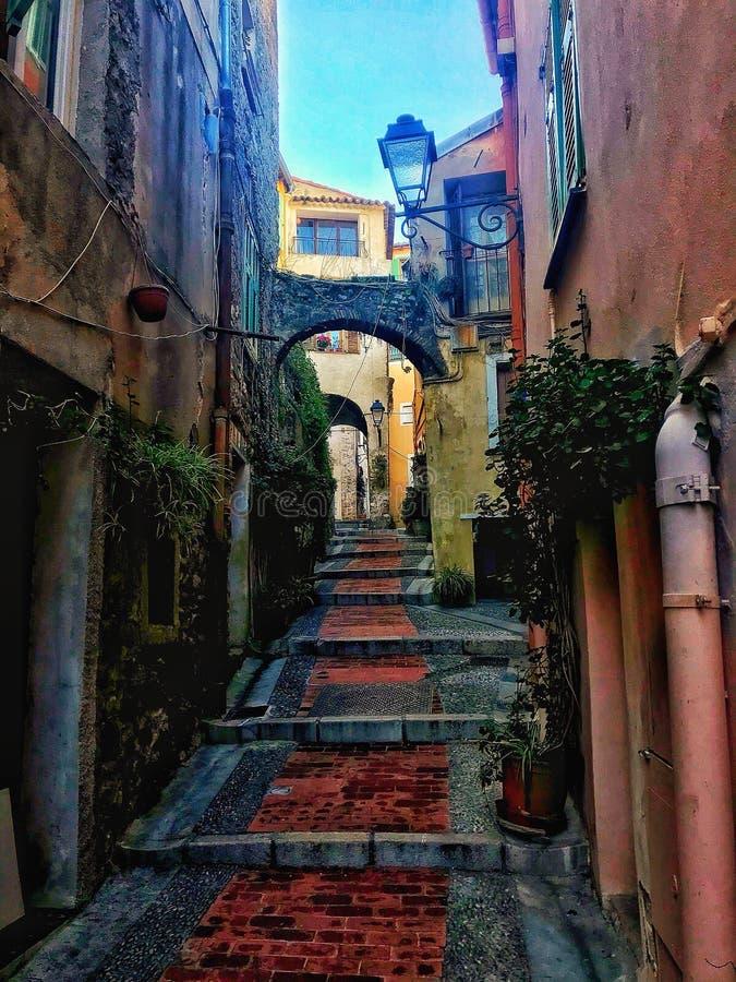 Questa vecchia città è impressionante fotografie stock libere da diritti