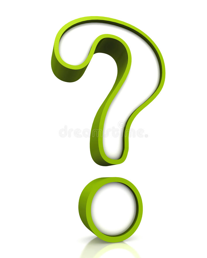 Download Question stock illustration. Image of question, shadow - 26626779