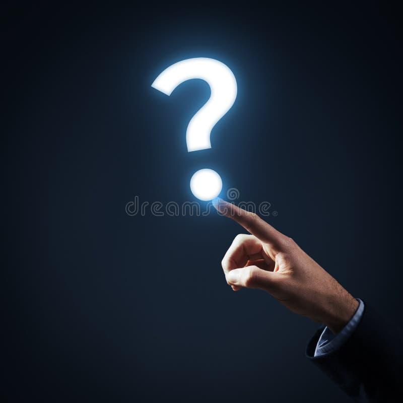 Question images libres de droits