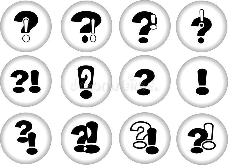 Download Question And Answer Royalty Free Stock Photography - Image: 12296807