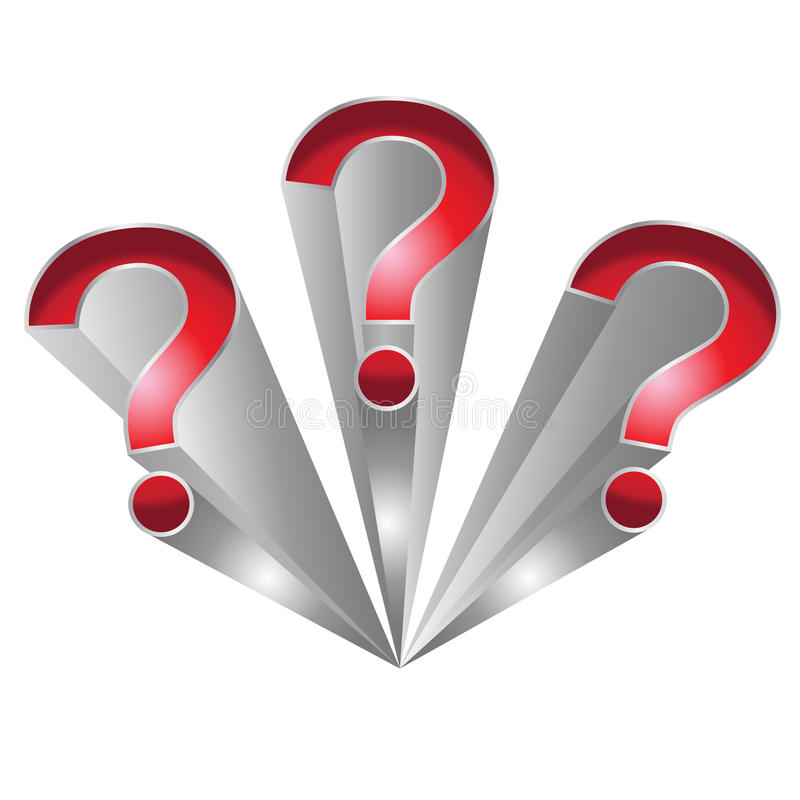 Download Question mark stock vector. Illustration of concept, answer - 11273299