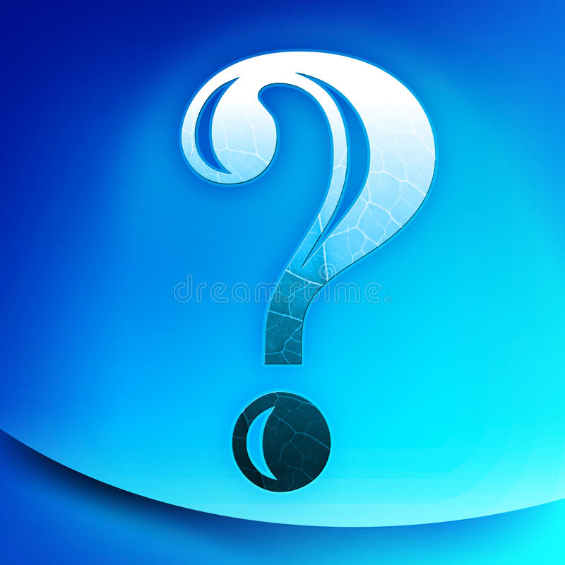 Download QUESTION MARK stock illustration. Image of business, background - 14309852