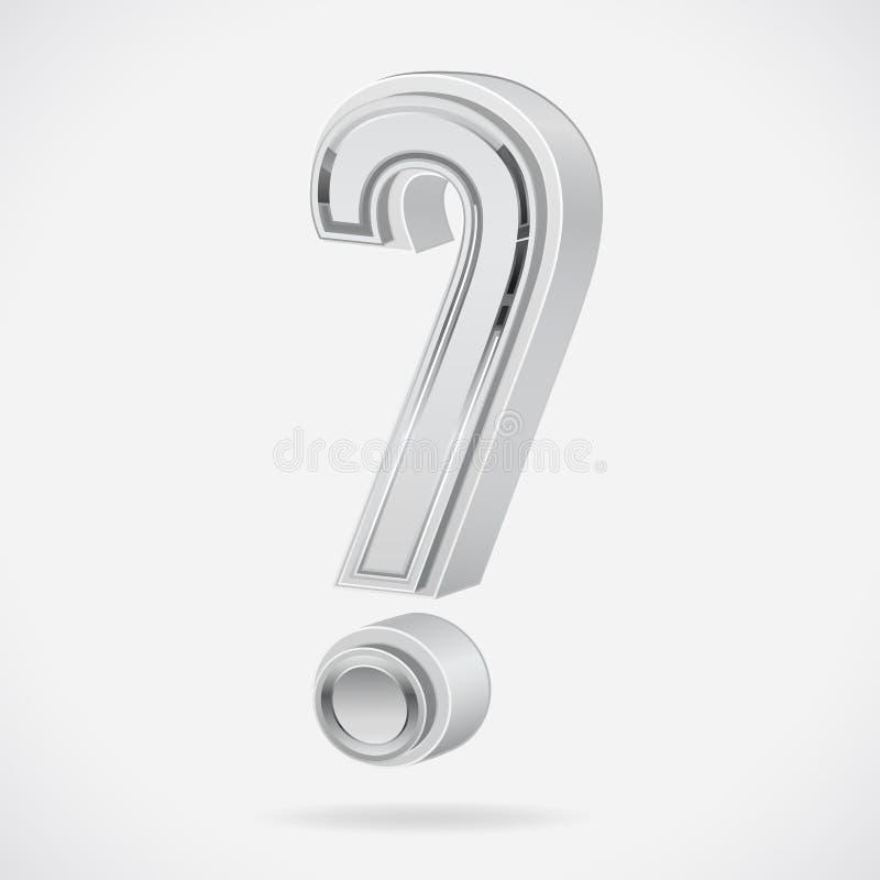 Download Question mark stock vector. Illustration of mark, solution - 23600142