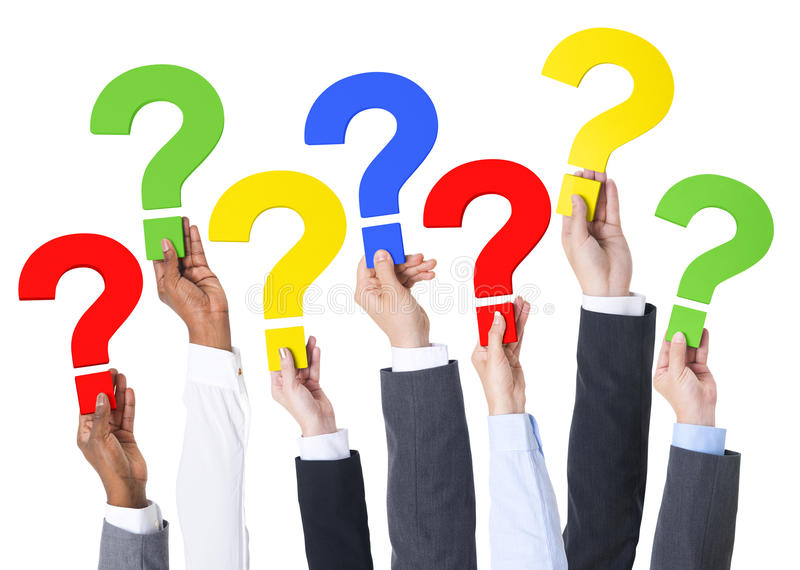 Question Mark stock photo. Image of brainstorming ...