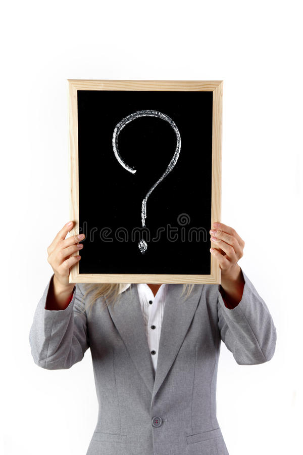 Download Question Sign Royalty Free Stock Photography - Image: 17743577