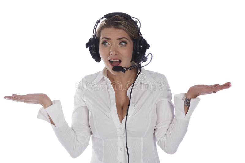 Download Questioning Air Traffic Controller Royalty Free Stock Image - Image: 3627866