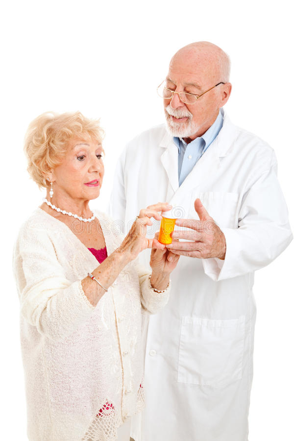 Download Questioning the Pharmacist stock photo. Image of medicine - 20519586