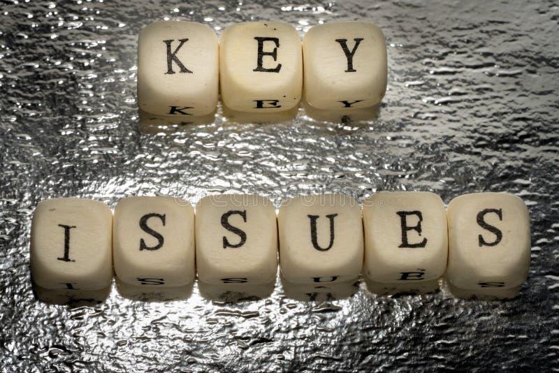 Questions clés images libres de droits