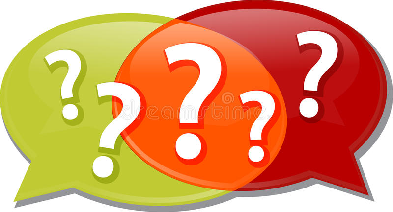 questions dialog conversation talking illustration clipart stock rh dreamstime com question clipart free question clip art free