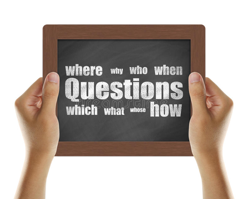 Download Questions stock photo. Image of answer, future, doubts - 44692392